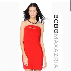 "NWT BCBG ""Jean"" Strapless Dress"